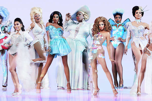 RuPaul's Drag Race All Stars Season 4 cast.