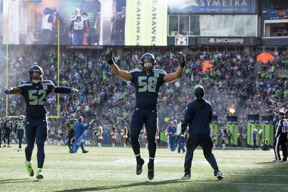 With Mychal Kendricks on IR and K.J. Wright set to miss his 11th game this season, linebacker Austin Calitro is expected to start at weakside Sunday vs. the San Francisco 49ers.  Photo: GENNA MARTIN, SEATTLEPI.COM / SEATTLEPI.COM