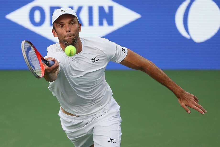 PHOTOS:The 25-highest paid athletes of all time ATLANTA, GA - JULY 23: Ivo Karlovic of Croatia returns a forehand to Donald Young during the BB&T Atlanta Open at Atlantic Station on July 23, 2018 in Atlanta, Georgia. (Photo by Kevin C. Cox/Getty Images) >>>See the 25 highest-paid athletes of all time ... Photo: Kevin C. Cox/Getty Images