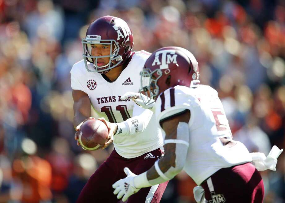 College football preview: Mississippi at Texas A&M