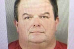 Jeffery Dylan Lepelley, 49, is facing 12 arson charges. More charges are expected, according to the Karnes County Sheriff's Office.