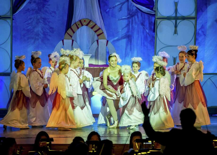 "Danbury Music Centre's ""Nutcracker Ballet"" will be performed at Danbury High School Dec. 7-9. Photo: Solstice Soul Photography / Contributed Photo"