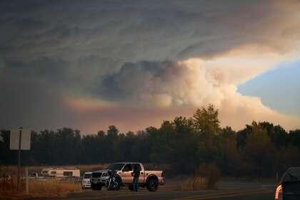 Wildfire smoke postpones high school playoff football games
