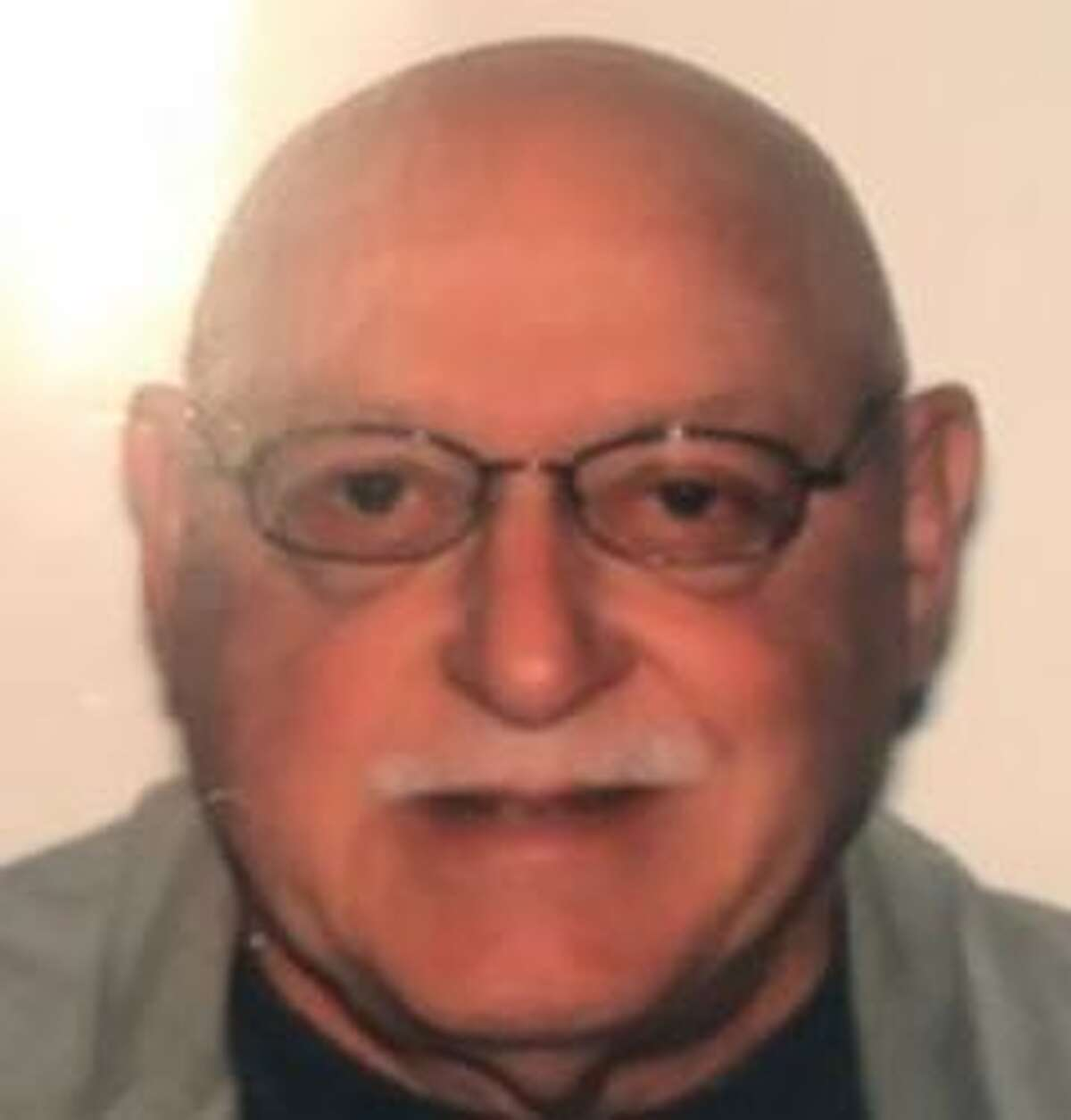 Franklin J. Herman, 71, was last seen at 9 a.m. Thursday in Jerusalem, Yates County, but information gathered by investigators indicates he was on Delaware Avenue in Cohoes at 9:40 a.m. Friday. Call 911 with information.