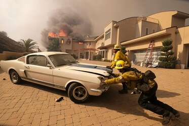 Insurance claims from California's November wildfires total