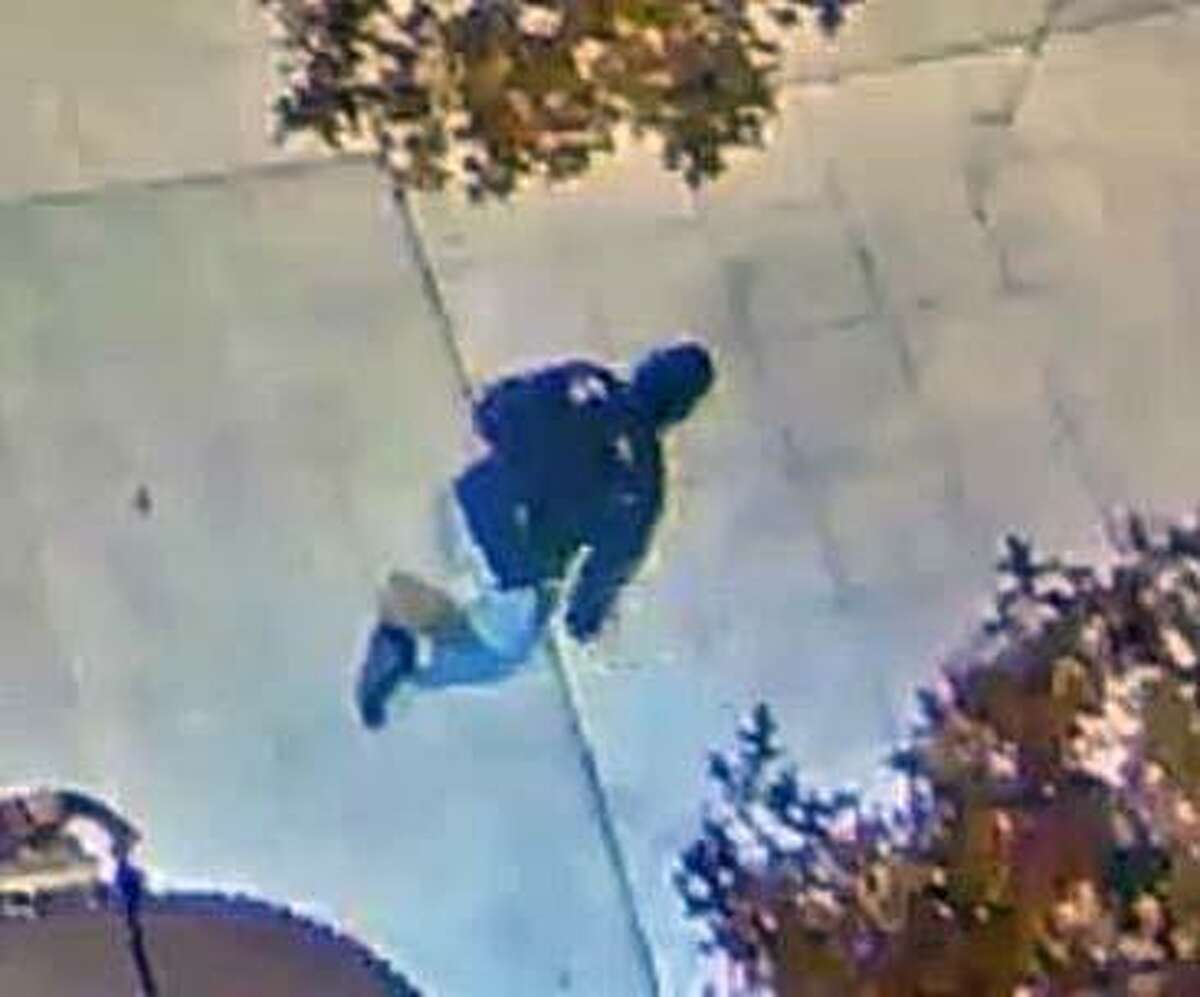Stamford, Conn., police said swastikas were found on sidewalks in downtown on Nov. 8, 2018.