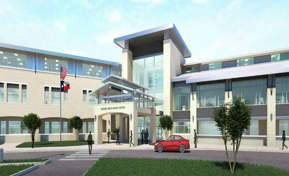 VLK Architects designed the Dekaney Ninth Grade Center as part of Spring ISD's $330 bond. Photo: Courtesy Of VLK Architects