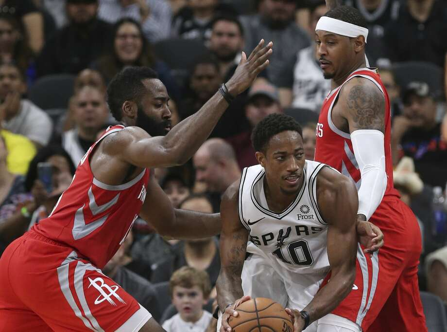 PHOTOS: Rockets vs. Thunder 