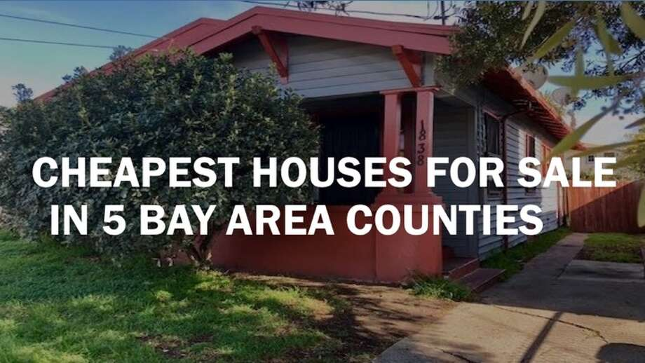 These Are The Cheapest Homes For Sale In 5 Bay Area Counties ...