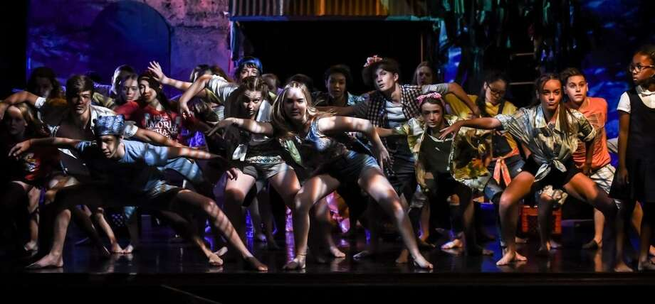 "Inspiration Stage has added a final performance of its musical ""Once on This Island JR"" on Sunday, Nov. 11. Visit http://inspirationstage.com for details. Photo: Erika Waldorf / Erika Waldorf"