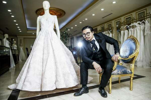 Designer Danny Nguyen Does It His Way Houstonchronicle Com