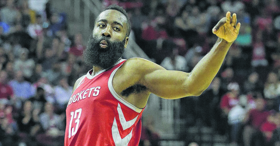 PHOTOS: Rockets game-by-game Houston Rockets guard James Harden (13) gestures after scoring a three-point-shot against San Antonio Spurs at the Toyota Center on Monday, March 12, 2018, in Houston. Rockets won the game 109-93. ( Elizabeth Conley / Houston Chronicle ) Browse through the photos to see how the Rockets have fared in each game this season. Photo: Elizabeth Conley/Houston Chronicle / © 2018 Houston Chronicle
