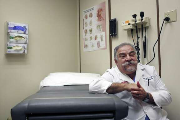 Dr. Manuel Quiñones, a family physician and member of the Texas Medical Board, talks health advice, the future of medicine and the difficulty in disciplining his peers.