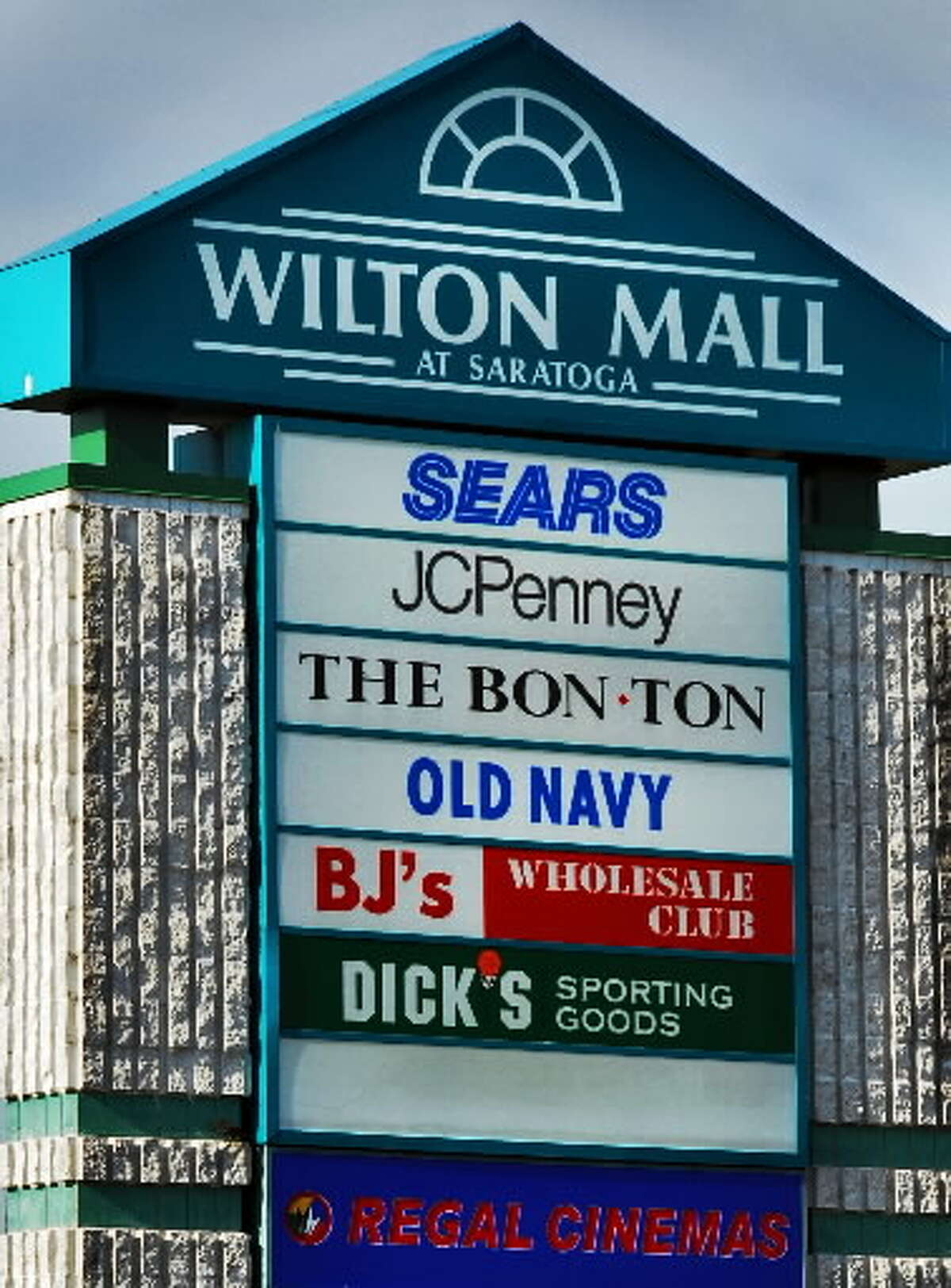 Wilton Mall in Saratoga.