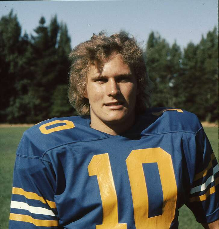 Steve Bartkowski played at Cal from 1972-74. Atlanta made him the No. 1 overall pick in the 1975 NFL draft.