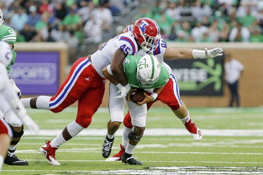 JAYLON FERGUSON, DE, LOUISIANA TECH 