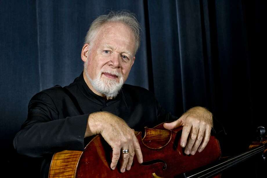 Cellist Lynn Harrell Photo: Berkeley Symphony / ONLINE_YES