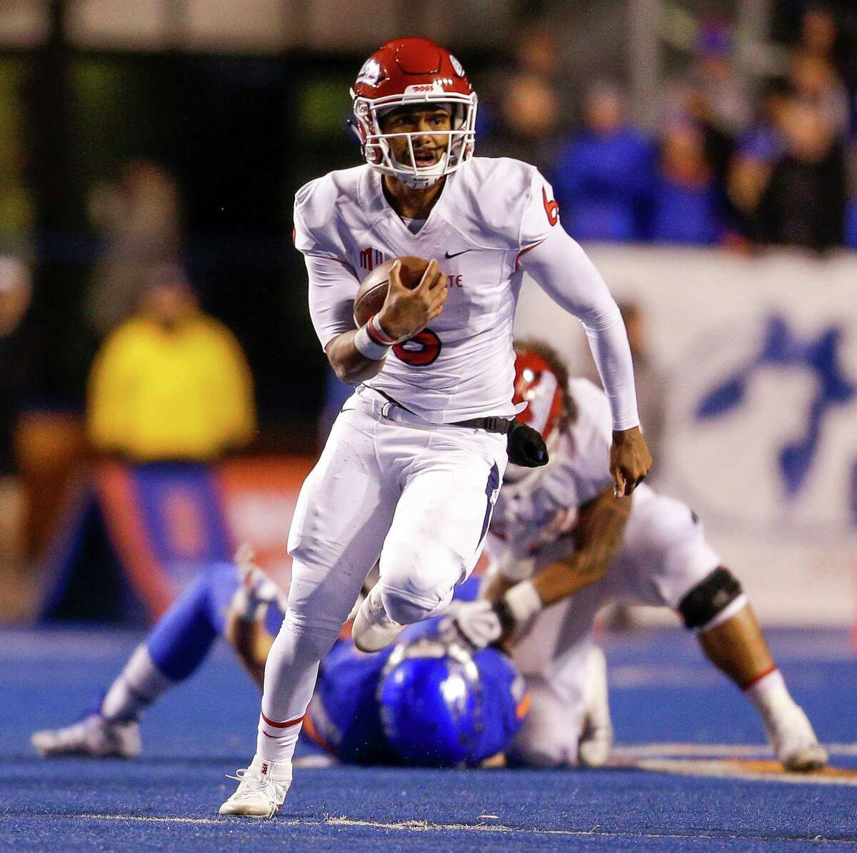 Associated Press Top 25: 25. Fresno State Mountain State 10-2