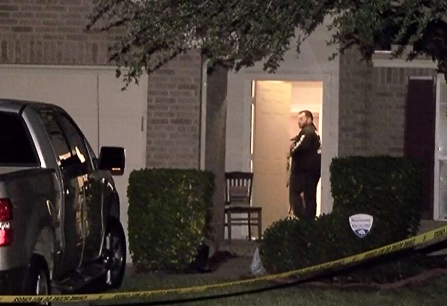 A man was killed Friday evening after police say his wife shot him during an argument at their Spring home. Photo: Scott Engle / Montgomery County Police Reporter
