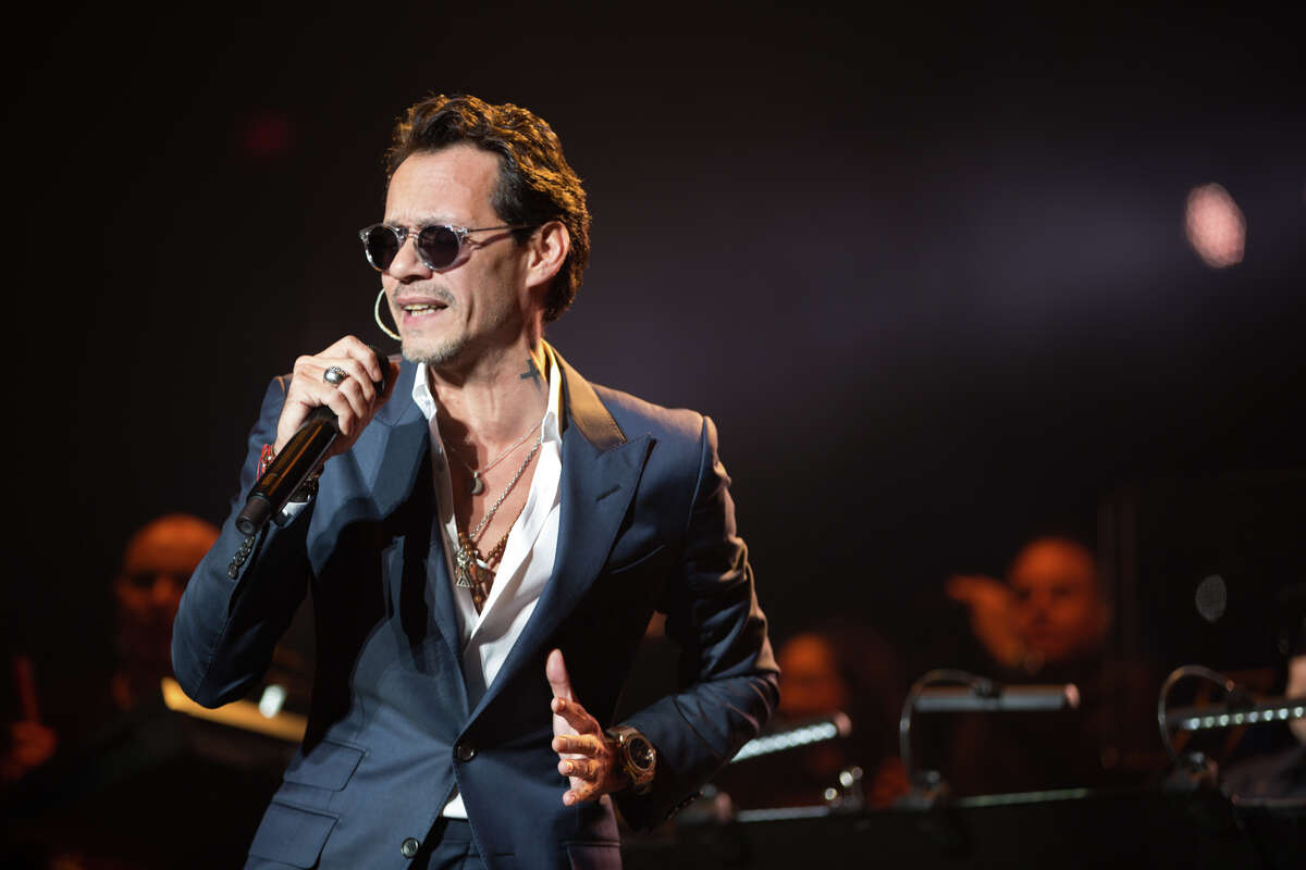 """The Grammy winner will bring his tour to San Antonio on August 27. CMN Events, which is also producing the buzzworthy Bad Bunny's """"El Ultimo Tour Del Mundo,"""" is bringing Marc Anthony to San Antonio, according to the announcement."""