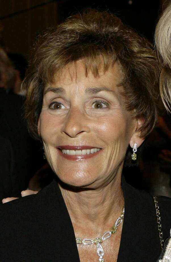Judge Judy Sheindlin Photo: Stuart Ramson / AP / AP2007