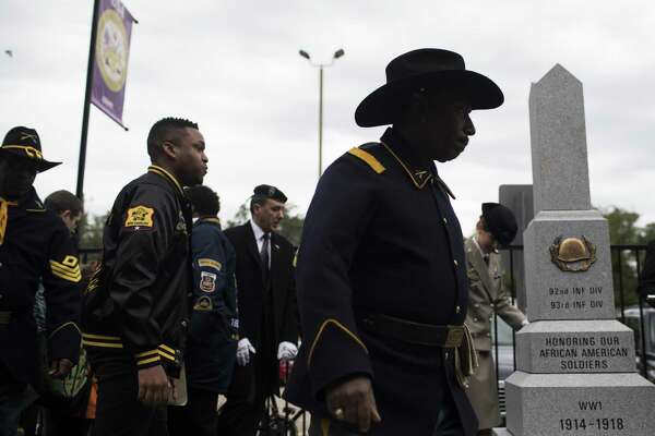 New Houston monument honors overlooked Buffalo Soldiers of