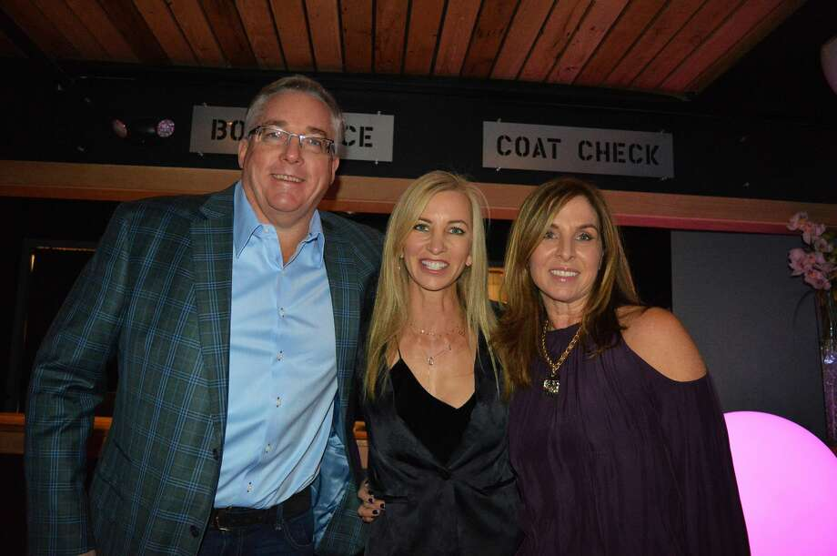 The Fairfield Theatre Company held its annual gala, Encore on November 10, 2018. Guests enjoyed cocktails, dinner, auctions and live music from Pimps of Joytime. Proceeds benefit the FTC, a nonprofit organization. Were you SEEN? Photo: Todd Tracy / Hearst Media