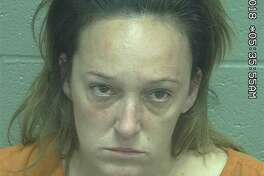 Alyssa Eve Viguerie, 40, was arrested Nov. 5 after she allegedly stabbed a man in his hand, according to court documents.
