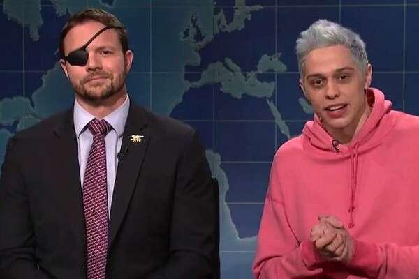 Saturday Night Live Cast Member Pete Davidson Takes Back Apology To Rep Dan Crenshaw Houstonchronicle Com