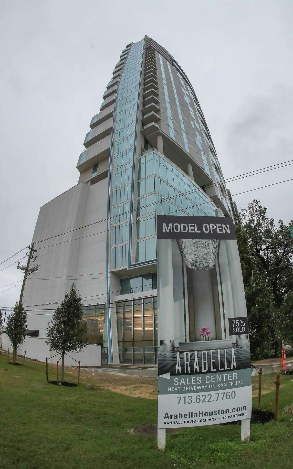 PHOTOS: Attention to details Developer Randall Davis says he spent millions on over-the-top amenities in Arabella, his luxury high-rise opening this week in the Galleria area. >>>See some of the most extravagant features ...