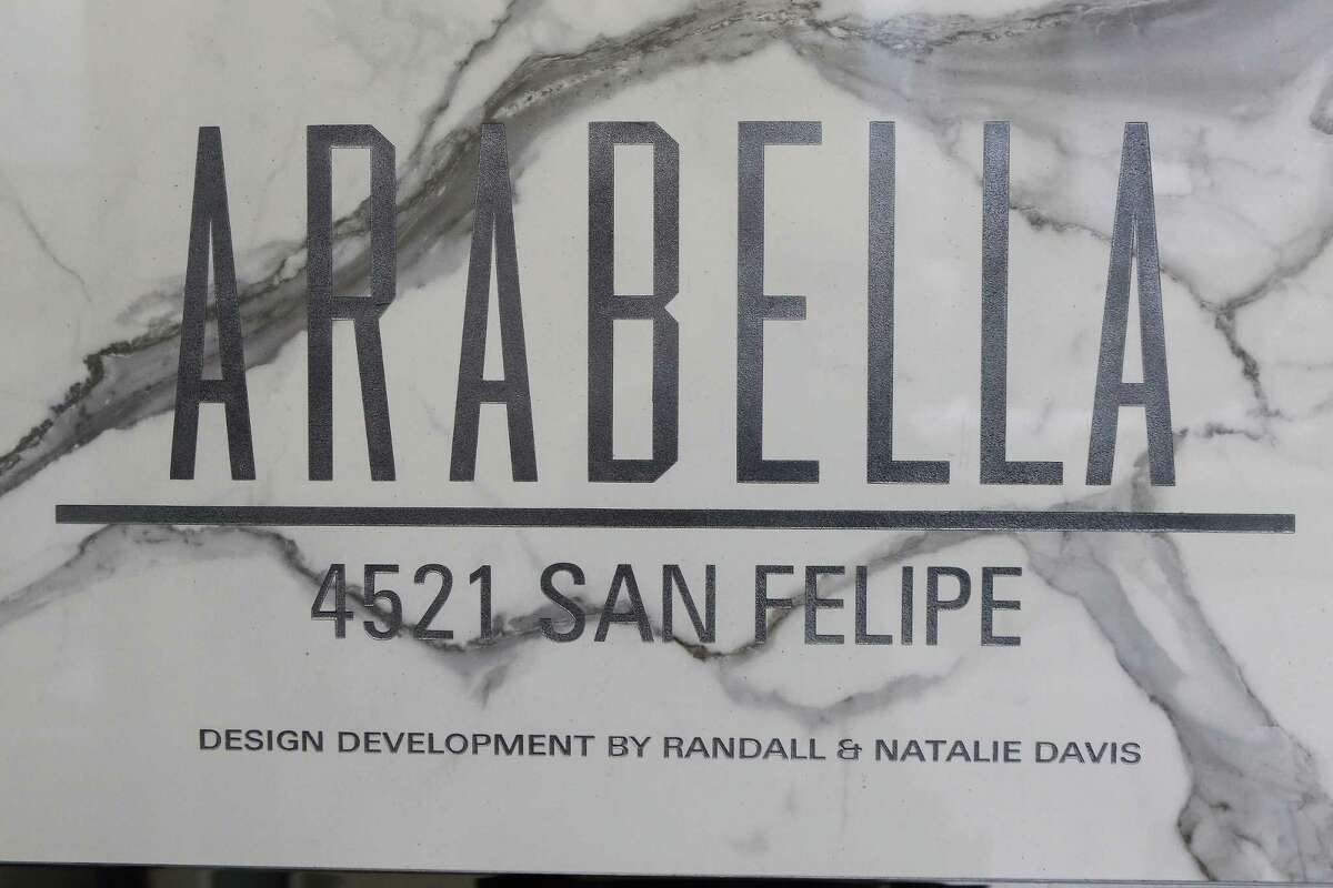 All the amenities The Arabella a new luxury condo tower shown Friday, Nov. 9, 2018, in Houston. Signature features include 24-hour concierge, valet parking and private elevator entries for most floor plans.