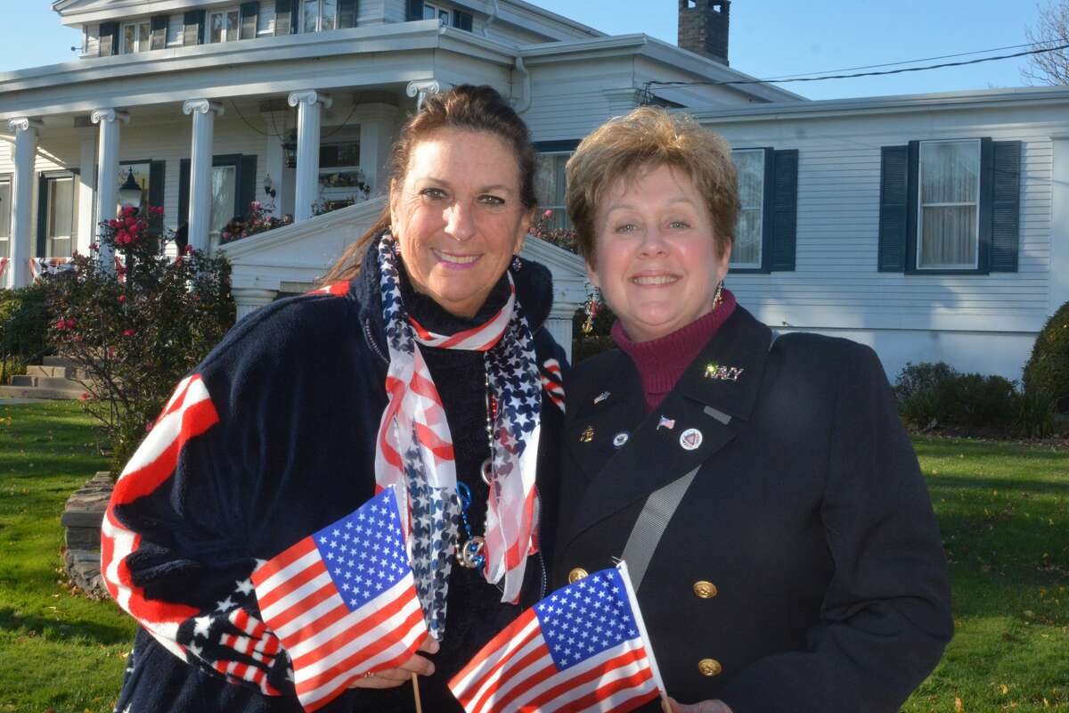 The Milford Veterans Day parade was held in downtown Milford on November 11, 2018. Prior to the parade, the city's Veteran's Day Wreath Laying Ceremony took place in front of City Hall. Were you SEEN?