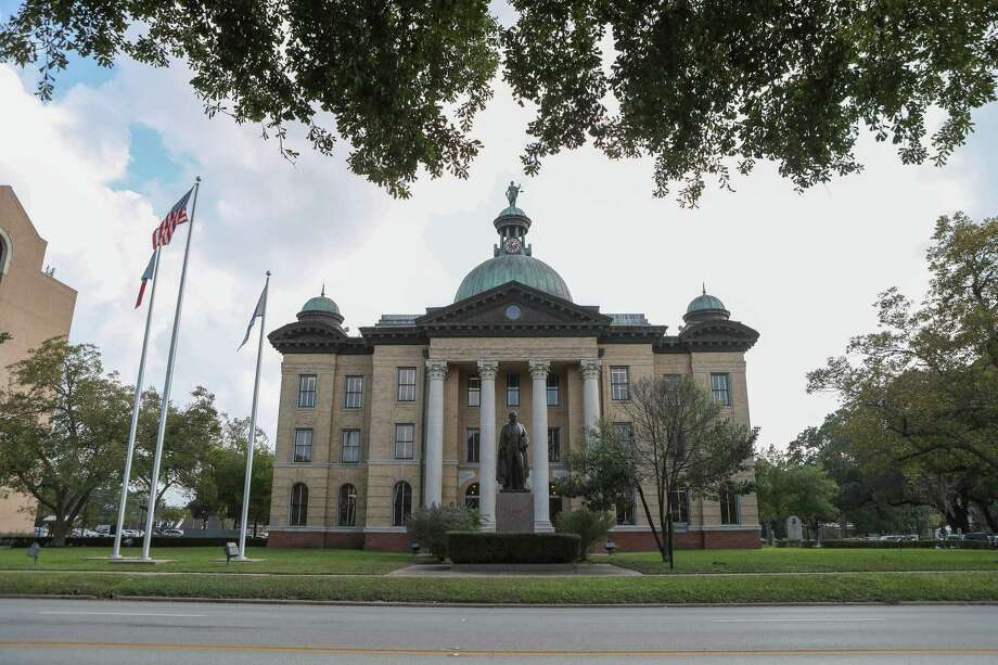 Photo of the Fort Bend County Courthouse, Nov. 7, 2018, in Richmond. Photo: Steve Gonzales, Houston Chronicle / Staff Photographer / © 2018 Houston Chronicle