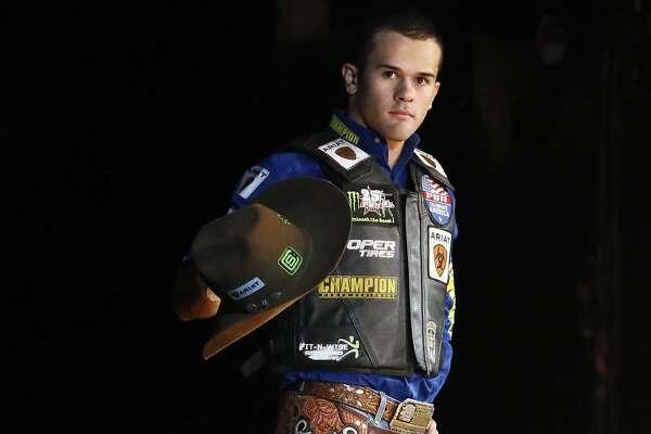 Kaique Pacheco wins 2018 PBR World Championship