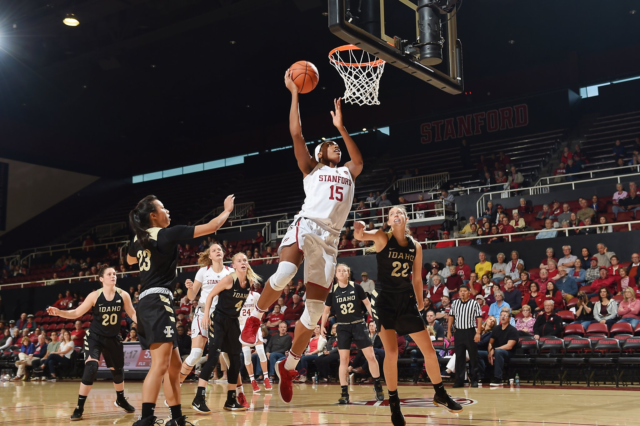 Women's basketball: No. 7 Stanford, No. 24 Cal cruise to victories - SFGate