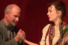 "Jason Guy and Serena Vesper in ""Casse Noisette"" at Bridge Street Theatre."