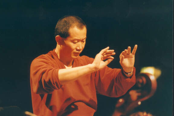 Composer Tan Dun