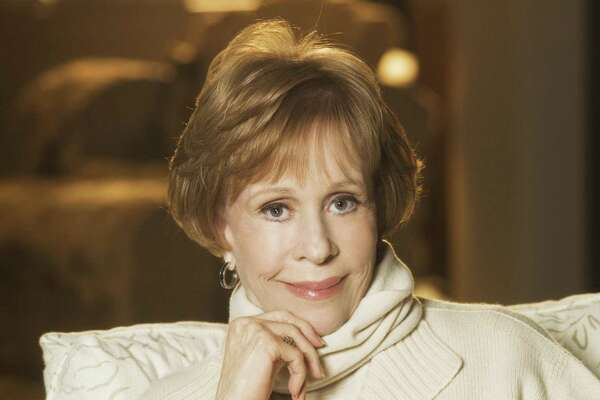 Carol Burnett is a comedy legend.