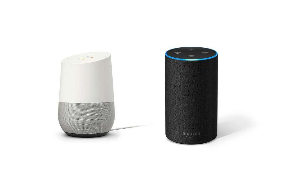 Photo: Google & Amazon