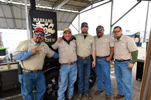 BBQ lovers from Laredo and surrounding areas head out to Uni-Trade Stadium on Saturday, Nov. 10, 2018, for the Big Bad BBQ Cook-off.