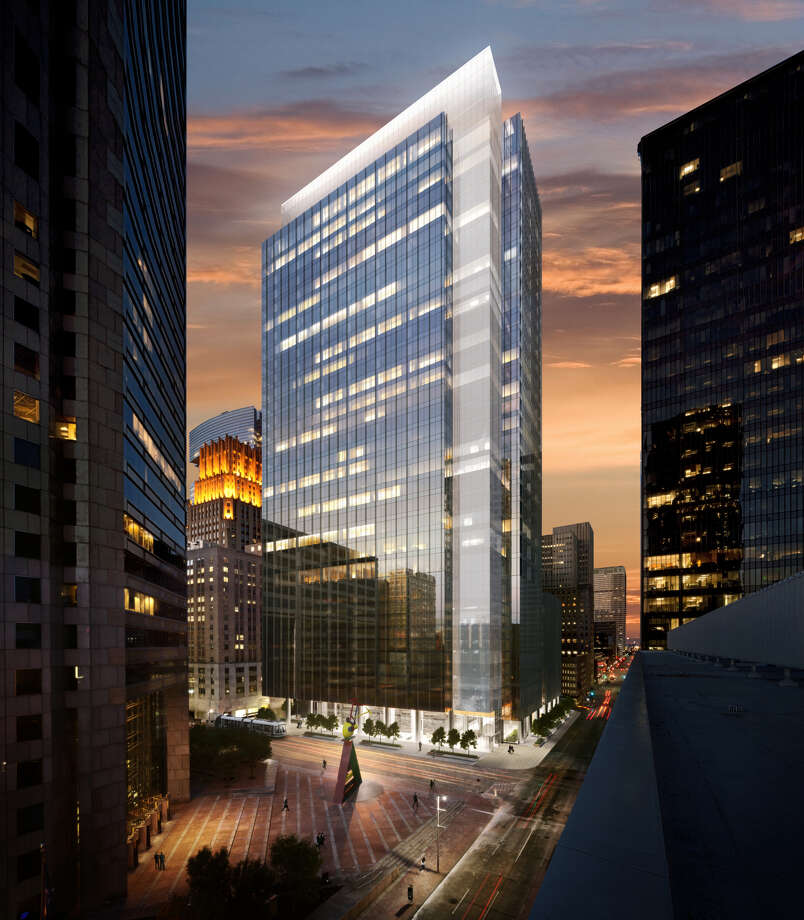 A rendering of the Gensler-designed Capitol Tower. Photo: Courtesy Of Skanska