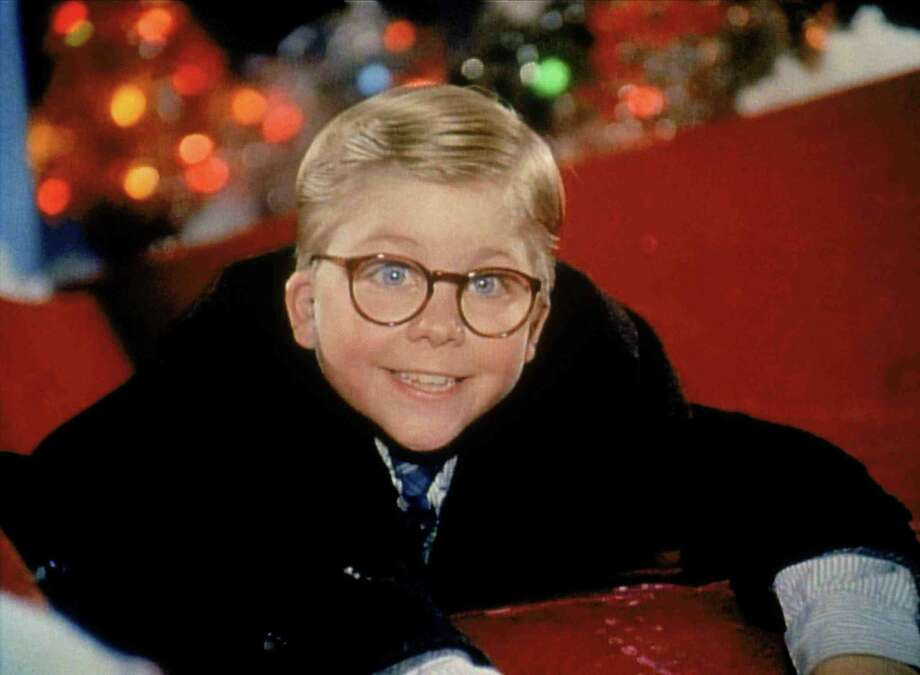 "Peter Billingsley stars as Ralphie in ""A Christmas Story,"" to be screened at Torrington's Warner Theatre on Nov. 24. Photo: Turner Program Services / Contributed Photo / handout"