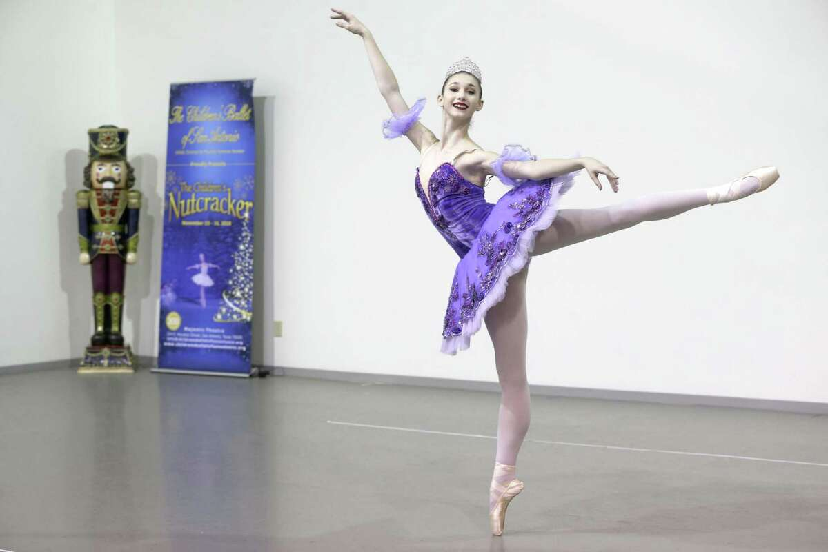"""""""The Children's Nutcracker"""": The Children's Ballet of San Antonio production presents a cast of youth dancers performing a Tricentennial version of the story, including mariachis and a posada. 7 p.m. Nov. 15-16, Majestic Theatre, 224 E. Houston St. $22 to $32 at the box office and at ticketmaster.com. Info, 210-462-7660; childrensballetofsanantonio.org."""
