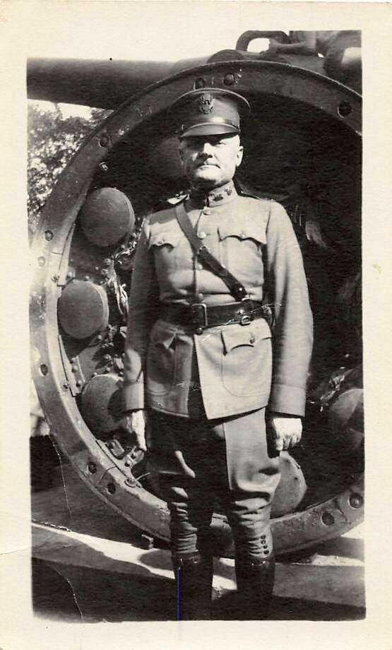 Capt. John Keogh, who served in the Quartermaster Corps and was deployed to France in 1918, was American Legion Post 12's first commander. Photo: Contributed Photo / Norwalk Hour contributed