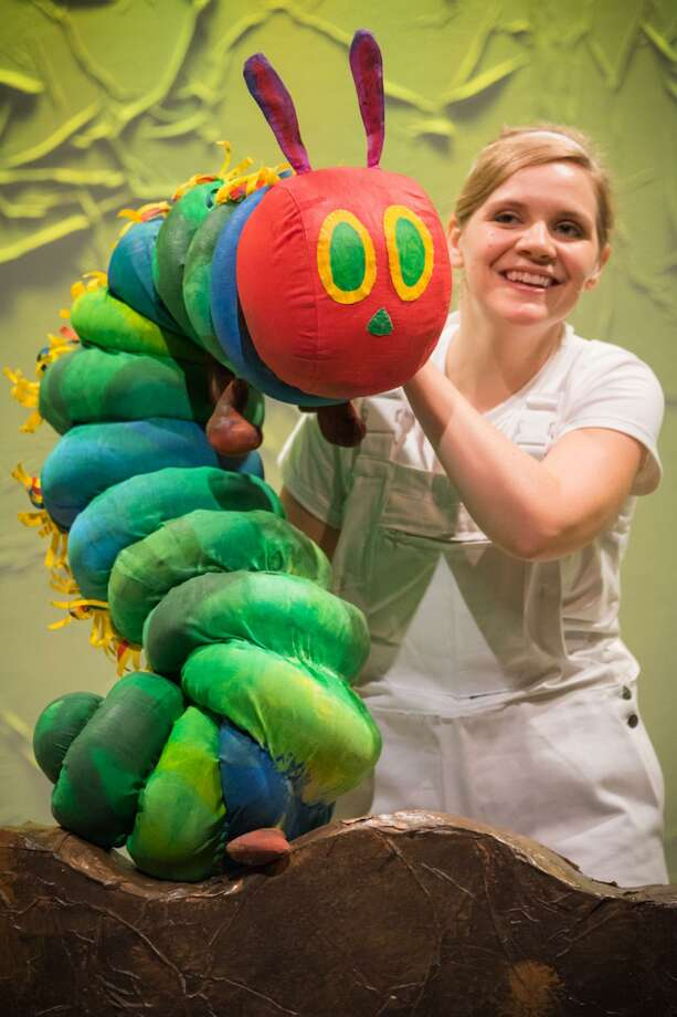 """The Very Hungry Caterpillar Show"" comes to Stamford's Palace Theatre on Nov. 27. Photo: The Palace / Contributed Photo"