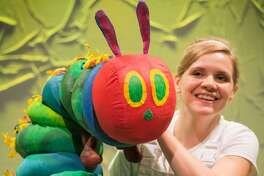 """""""The Very Hungry Caterpillar Show"""" comes to Stamford's Palace Theatre on Nov. 27."""