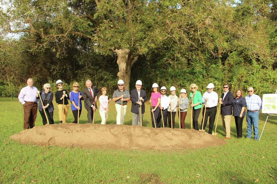 Cullinan Park hosts groundbreaking for first phase of improvements