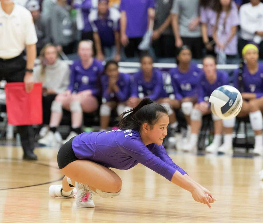 State High School Volleyball Tournament Pairings