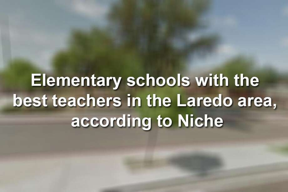 Here's where to find the best middle school teachers in the Laredo area, according to Education analyst group Niche. Photo: Google Maps