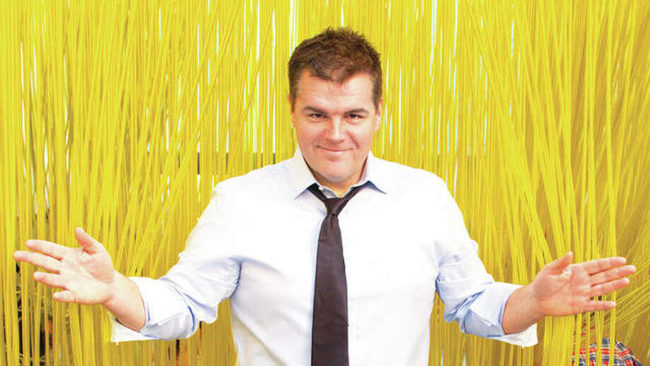 Comedian Ian Bagg is set to perform at 6:30 and 9 p.m. Saturday, Dec. 8, and Sunday, Dec. 9, with special guests Stephon Hightower and Chris Cyr, as part of the Casino Queen's new comedy series, recently added to its entertainment offerings. Photo: For The Telegraph